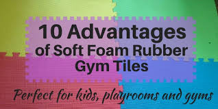 10 Advantages Of Soft Foam Rubber Gym Tiles Interlocking Colorful Foam Squares For Kids The Flooring Girl