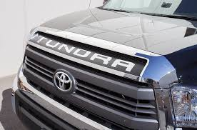 Custom Vinyl Decal Graphics Tundra Grille Wrap Kit For 14 17 Toyota Tundra Black 2019 Mycarboard Com