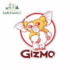 Earlfamily 13cm X 11 5cm For Gizmo Gremlin Fine Decal Vinyl Car Sticker Car Graphic Decal Waterproof 3d Suitable For Van Rv Car Stickers Aliexpress