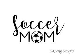 Muurversieringen Stickers Tumbler Water Bottle Yeti Soccer Sticker Laptop Soccer Mom Decal For Car Huis Samsungupdated Com