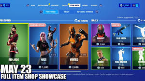 Fortnite Item Shop - May 23 2020 (Fortnite Battle Royale) - YouTube