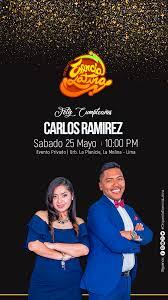 Feliz Cumpleanos De Carlos Ramirez Este Sabado 25 De Mayo
