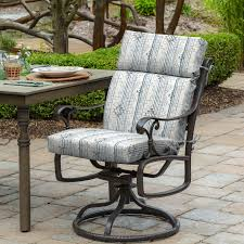 southwest outdoor dining chair cushion