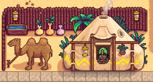 desert trader stardew valley wiki