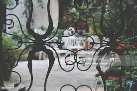 28 Wrought Iron Fence Ideas Photos And Premium High Res Pictures Getty Images