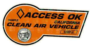 2020 Orange California Clean Air Decals And The New Low Income Used Vehicle Decal Program Take Charge And Go
