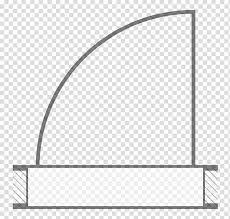 transpa floor plan door symbols