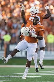 DT Poona Ford and OLB Malcolm Roach | Texas longhorns football, Texas  football, Texas sports