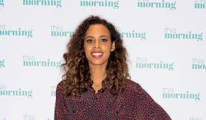 Rochelle Humes - This Morning Live