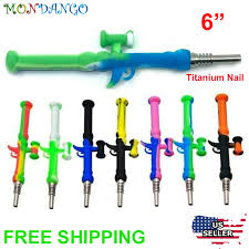 10mm rpg silicone nectar collector kit