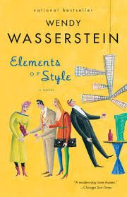 Elements of Style by Wendy Wasserstein: 9781400076871 |  PenguinRandomHouse.com: Books