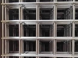 Stainless Steel Welded Mesh For Fence Basket Cage