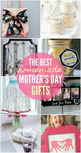 BEST Homemade Mothers Day Gifts - so ...