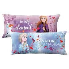 Frozen 2 Extra Large Body Pillow Reversible Design 4 Feet Long Walmart Com Walmart Com