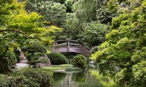 fort worth botanic garden in fort