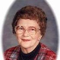 Obituary | Alice Clara Melville | Gilbertson Funeral Home