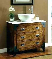 vanity dresser table 1950 with mirror