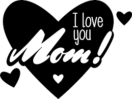 I Love You Mom Wall Sticker Tenstickers
