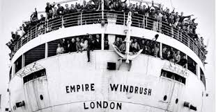 Today marks 70 years since Empire Windrush docked at Tilbury ...