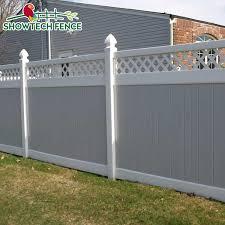 New Design Garden Decoration Vinyl Pvc Plastic Lattice Privacy Fence Buy Garden Fence Panel Plastic Fence Swimming Pool Fence Product On Alibaba Com