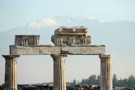 "Seeyou Italy on Twitter: ""#Hierapolis Ancient City, Turkey (Photo ..."