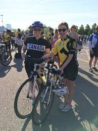 The Enbridge® Ride to Conquer Cancer® benefiting Princess Margaret Cancer  Centre: Adriana Bell - The Ride to Conquer Cancer