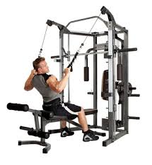 Marcy SM-4008 Combo Smith Machine Review