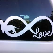 Best Xtra Large Infinity Car Decal For Sale In Adairsville Georgia For 2020
