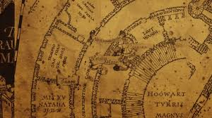 introduce you into to the marauders map
