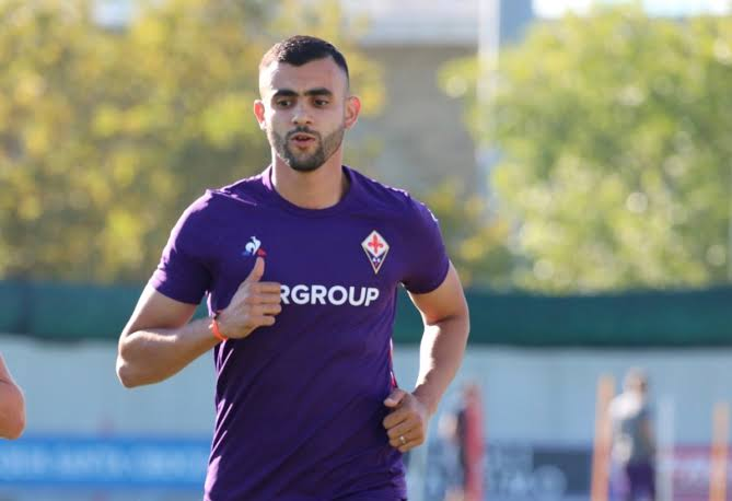 Image result for rachid ghezzal fiorentina""