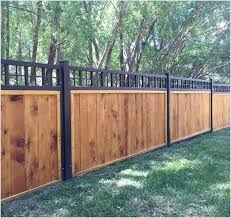 32 Easy And Inexpensive Privacy Fence Design Ideas In 2020 Privacy Fence Designs Fence Design Backyard Privacy