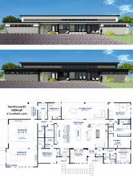 modern house plans floor plans