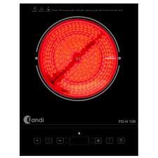 Bếp điện đơn inverter Fandi FD-H108 2000W 260 x 360 mm, Giá tháng 9/2020
