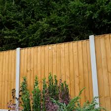 Forest Garden Featheredge Panel 1 83m High