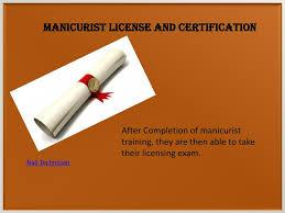 manicue course powerpoint presentation