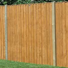 Forest 6 X 6 Featheredge Fence Panel 1 83m X 1 84m B M