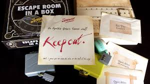 Love Escape Rooms These Five Games Bring Them Right To Your Tabletop Geek And Sundry
