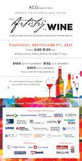 Wine Tasting | ACG Dallas/Fort Worth