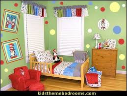Dr Seuss Bedding Dr Seuss Decorating Ideas Kids Theme Bedrooms Jpg 504 380 Pixels Toddler Bed Set Bedroom Themes Toddler Bed