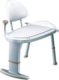 amusing adjustable bath transfer bench