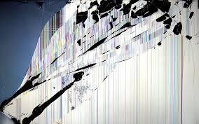 broken screen wallpaper 1680x1050