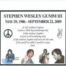 Stephen Gumm (295771614) on Myspace
