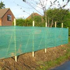 Wind Protection 35 Knitted Windbreak Netting Fence Green 1m