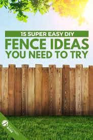 15 Diy Garden Fence Ideas With Pictures Diy Garden Fence Diy Fence Ideas Cheap Garden Fence