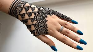 mehndi design photo simple hd
