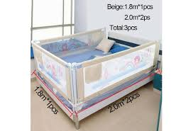 Baby Bed Fence Home Kids Playpen Safety Gate Products Child Care Barrier For Beds Crib Rails Security Fencing Children Guardrail Wish