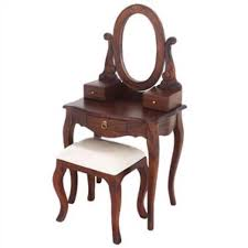 teak singapore french vanity table with