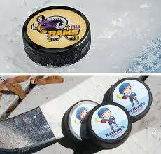 New Hockey Puck Stickers On Stickeryou Stickeryou