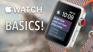Apple Watch User Guide & Tutorial! (Apple Watch Basics!) - YouTube