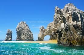 cabo san lucas mexico water cliffs beach
